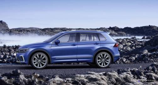 2015 Volkswagen TIGUAN GTE Concept 5