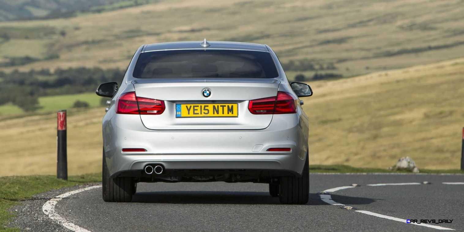 2016 BMW 3 Series 12