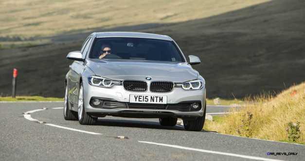 2016 BMW 3 Series 14