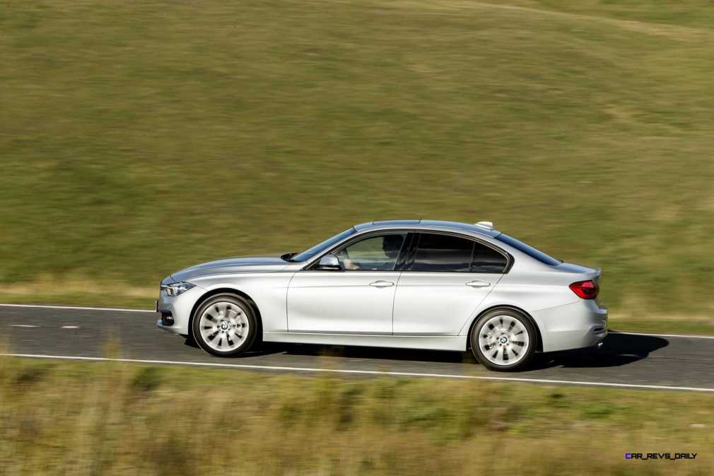 2016 BMW 3 Series 18