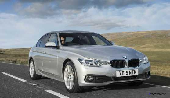 2016 BMW 3 Series 22