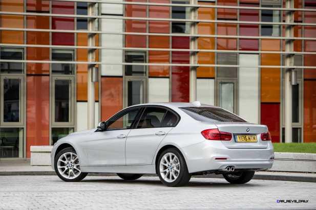 2016 BMW 3 Series 26