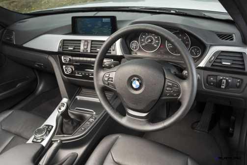 2016 BMW 3 Series 39