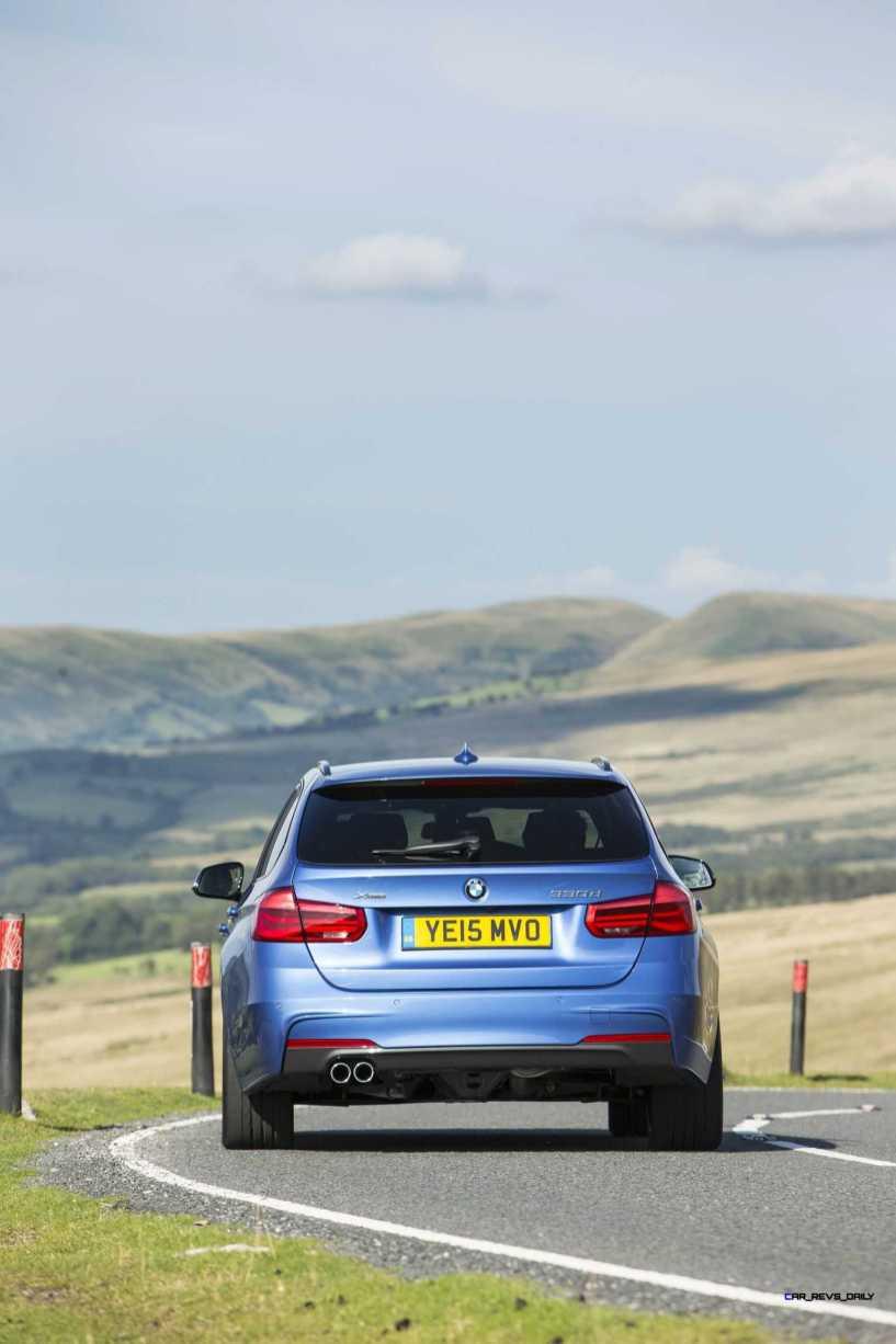 2016 BMW 330d xDrive Touring 14