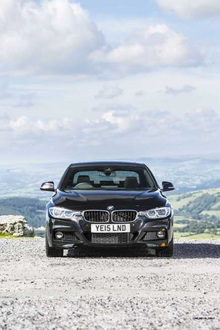2016 BMW 340i 3