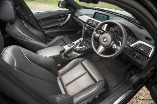 2016 BMW 340i 36