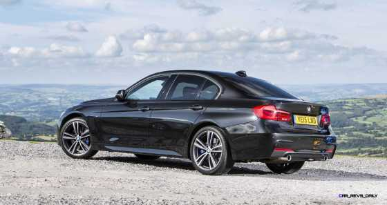 2016 BMW 340i 4