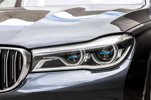 2016 BMW 750Li Exterior Photos 100