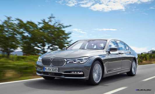 2016 BMW 750Li Exterior Photos 102