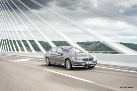 2016 BMW 750Li Exterior Photos 109