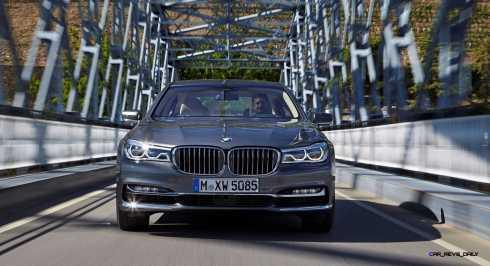 2016 BMW 750Li Exterior Photos 116