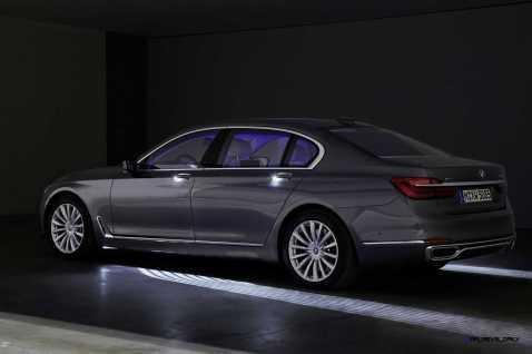 2016 BMW 750Li Exterior Photos 138