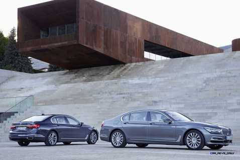 2016 BMW 750Li Exterior Photos 142