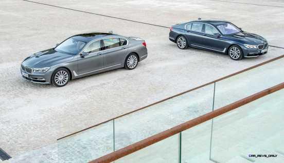 2016 BMW 750Li Exterior Photos 143