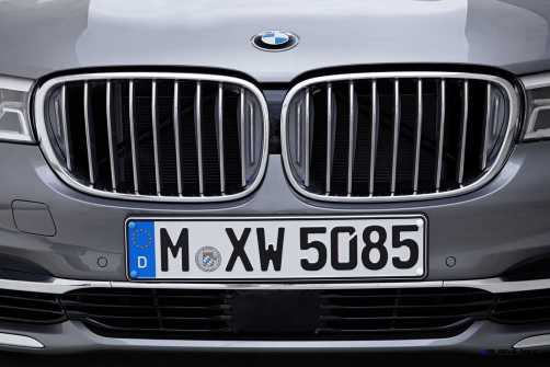 2016 BMW 750Li Exterior Photos 156