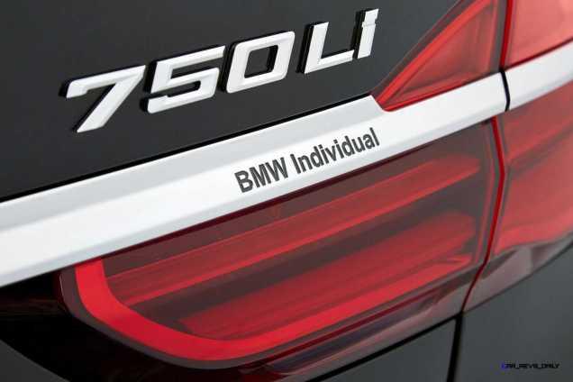 2016 BMW 750Li Exterior Photos 161