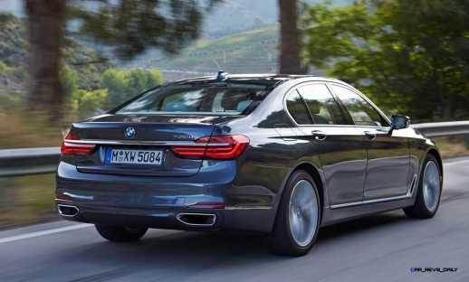 2016 BMW 750Li Exterior Photos 23
