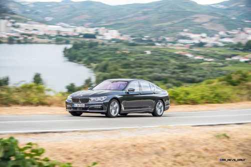 2016 BMW 750Li Exterior Photos 27
