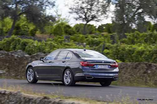 2016 BMW 750Li Exterior Photos 32