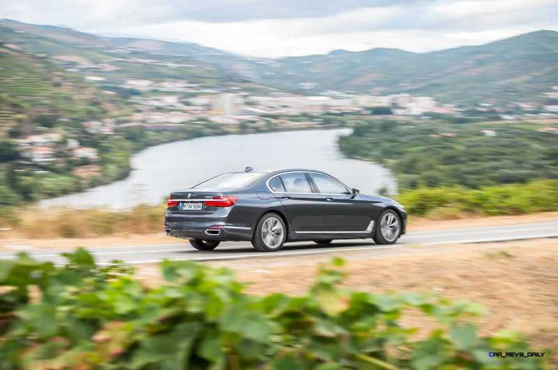 2016 BMW 750Li Exterior Photos 47