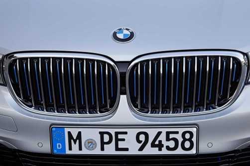 2016 BMW 750Li Exterior Photos 5