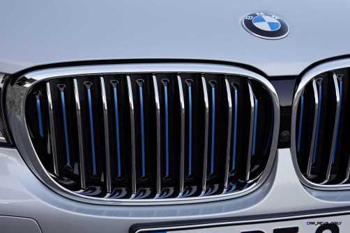 2016 BMW 750Li Exterior Photos 6