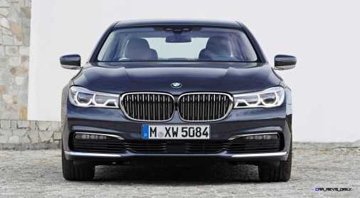 2016 BMW 750Li Exterior Photos 66