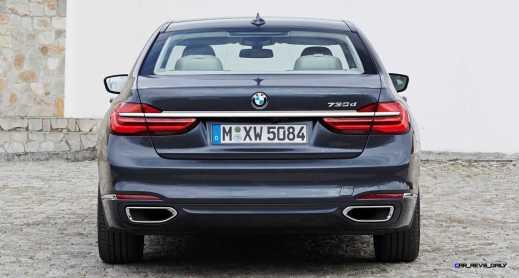2016 BMW 750Li Exterior Photos 67