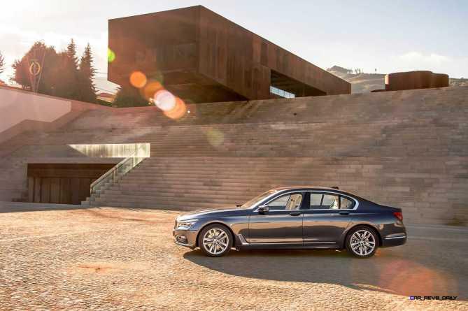 2016 BMW 750Li Exterior Photos 69