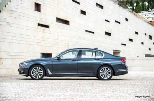 2016 BMW 750Li Exterior Photos 72