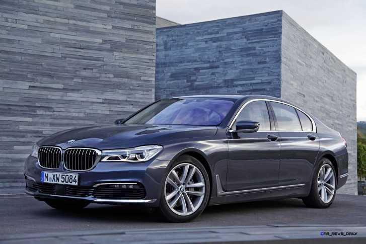 2016 BMW 750Li Exterior Photos 81
