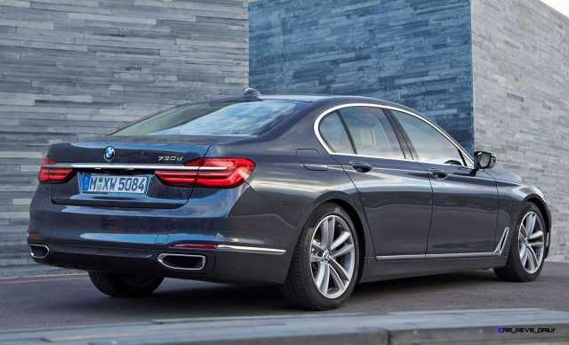 2016 BMW 750Li Exterior Photos 82