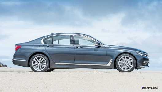2016 BMW 750Li Exterior Photos 85