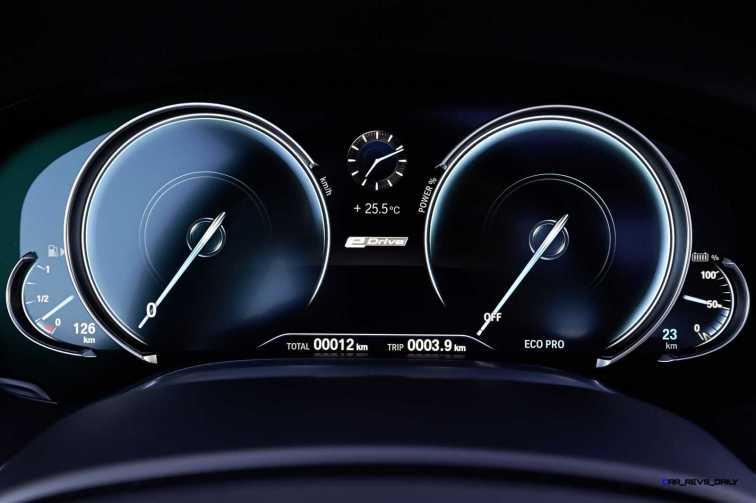 2016 BMW 750Li Interior 3