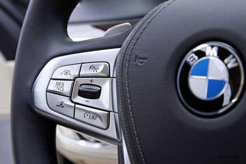 2016 BMW 750Li Interior 52