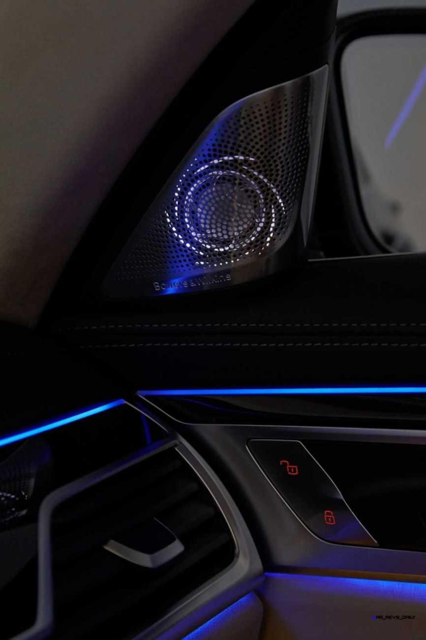 2016 BMW 750Li Interior 60