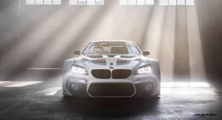 2016 BMW M6 GT3 Racecar 1