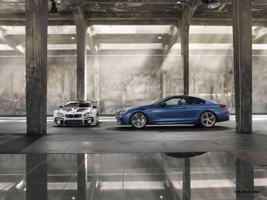 2016 BMW M6 GT3 Racecar 12