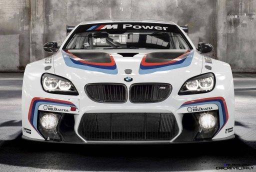 2016 BMW M6 GT3 Racecar 16