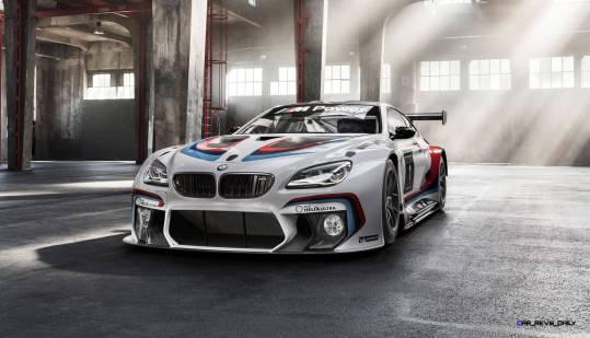 2016 BMW M6 GT3 Racecar 6