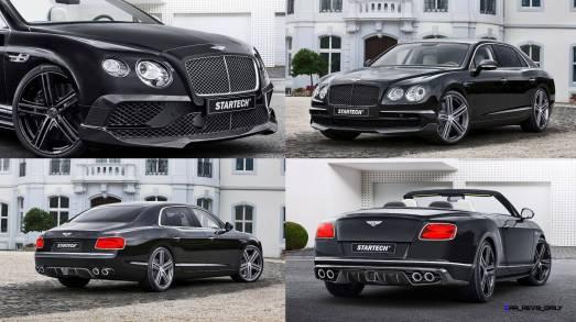 2016 Brabus STARTECH Bentley Continental GTC 6-tile