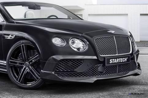 2016 Brabus STARTECH Bentley Continental GTC 6