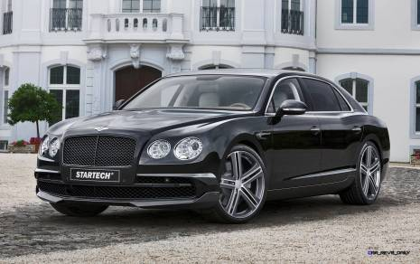 2016 Brabus STARTECH Bentley Flying Spur 1