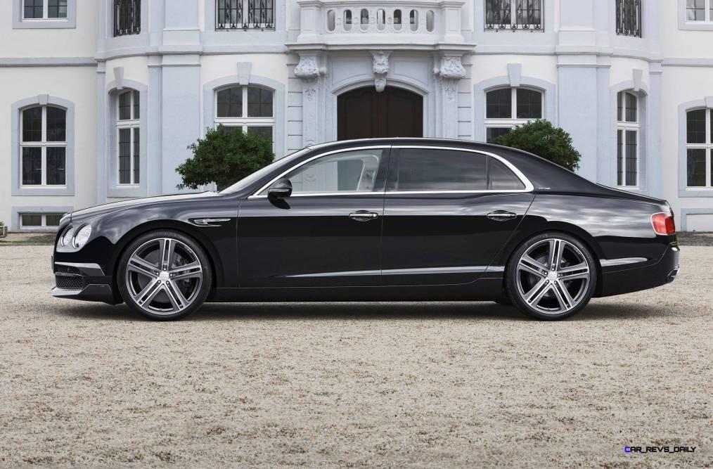 2016 Brabus STARTECH Bentley Flying Spur 2