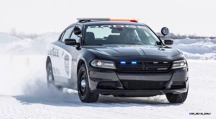 2016 Dodge Charger Pursuit V-8 AWD
