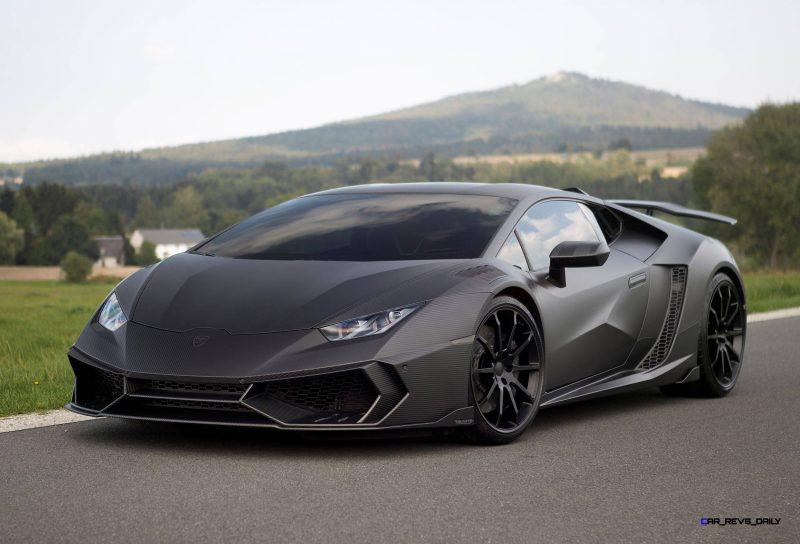 2016 MANSORY Lamborghini Huracan TOROFEO 1