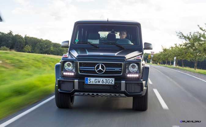 2016 Mercedes-Benz G-Class G500 G63 1