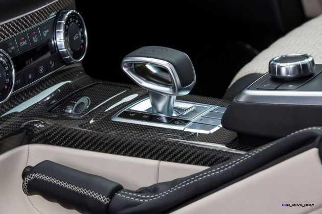 2016 Mercedes-Benz G-Class G500 G63 17