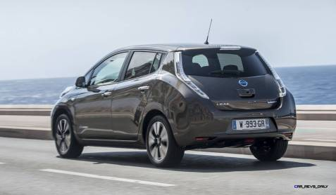 2016 Nissan Leaf 5