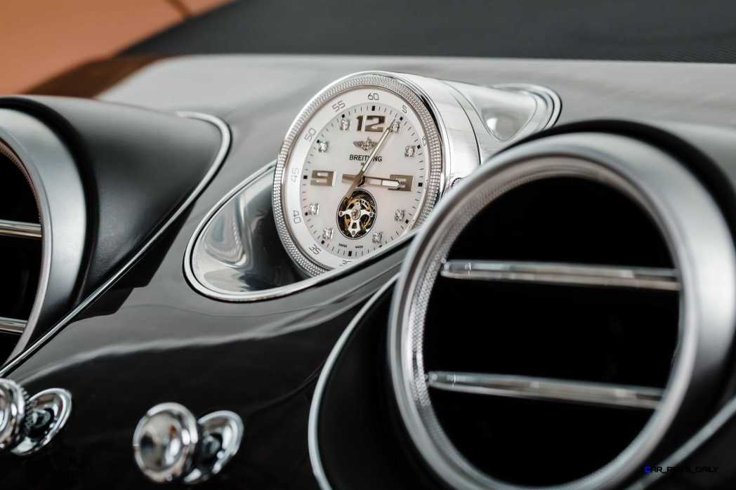2017 Bentley BENTAYGA Interior 11